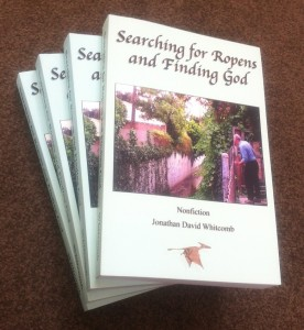 """nonfiction book about modern living pterosaurs - """"Searching for Ropens and Finding God"""""""