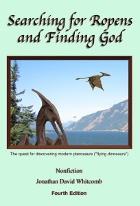 """""""Searching for Ropens and Finding God"""" - fourth edition"""