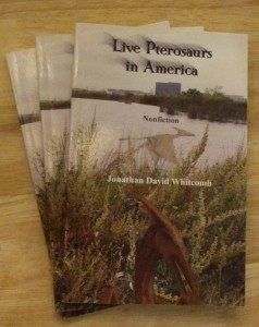 """""""Live Pterosaurs in America"""" pile - 3rd edition"""