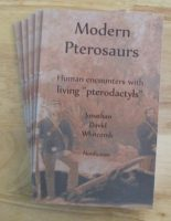 """Human encounters with living pterodactyls"" - ""Modern Pterosaurs"" is in the nonfiction cryptozoology genre"